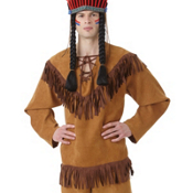 Native American Shirt Adult