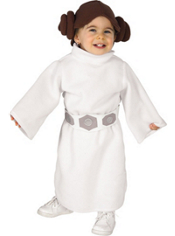 Star Wars Princess Leia Costume Toddler Girls