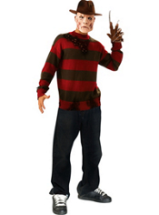 Freddy Krueger Sweater Teens Deluxe