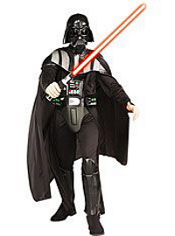 Star Wars Darth Vader Costume Adult Deluxe
