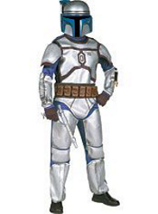 Star Wars Jango Fett Costume Boys Deluxe