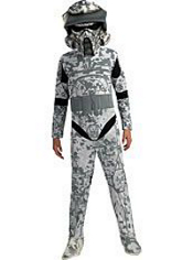 Clone Wars ARF Trooper Costume Boys