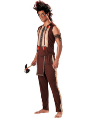 Noble Warrior Native American Costume Adult