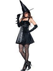 Spellbound Switch Witch Costume Adult