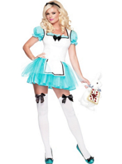 Enchanted Alice Costume Adult