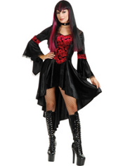 Adult Empress Vampire Costume