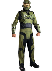 Halo Master Chief Costume Teen Boys