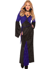Mistress of Seduction Vampire Costume Adult