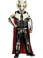 Star Wars General Grievous Costume Boys