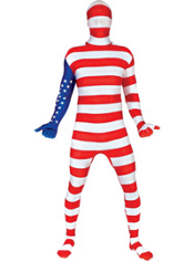 Adult USA Morphsuit