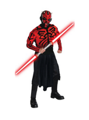 Star Wars Muscle Darth Maul Costume Adult