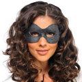 Sophisticate Domino Mask