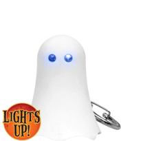 Ghost LED Keychain