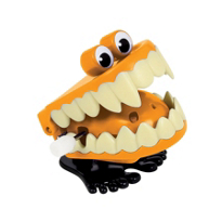 Halloween Wind-up teeth