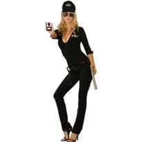 Sexy FBI Agent Costume Adult