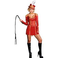 Adult Sexy Ringmaster Costume
