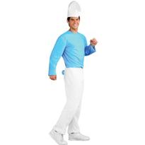 Smurf Costume Adult