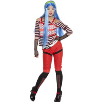 Monster High Ghoulia Yelps Costume Girls Deluxe