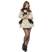 Steamy Sweetie Steampunk Costume Adult
