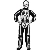 Skelebones Skeleton Costume Boys