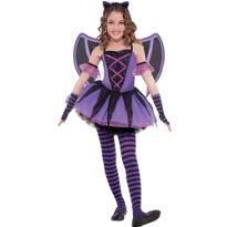 Ballerina Bat Costume Girls