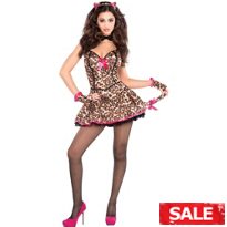 Purrfect Playmate Sexy Cat Costume Adult