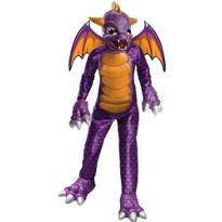 Skylanders Spyro Costume Boys