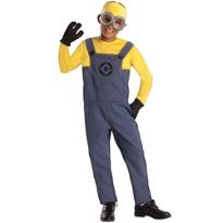 Boys Minion Costume - Despicable Me 2