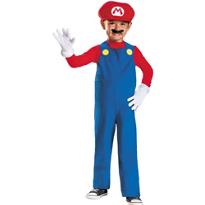 Toddler Boys Mario Costume